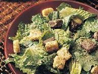 Garlic and Romaine Salad (Crowd Size)