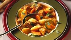 Veal-Pasta Stew Recipe