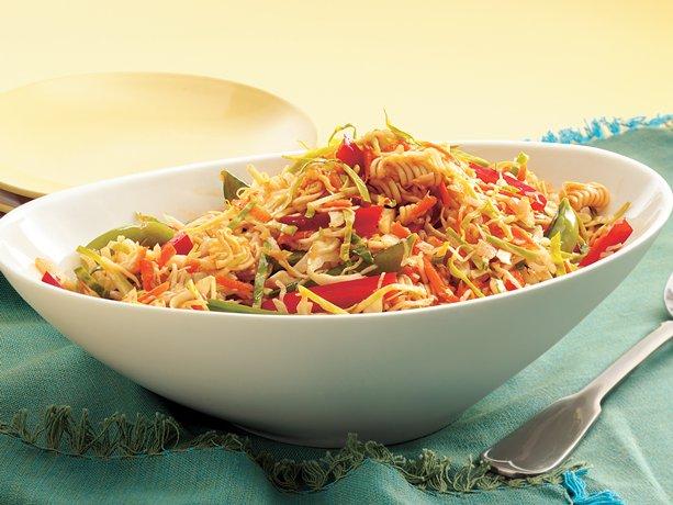 Image of Asian Coleslaw Salad, Betty Crocker