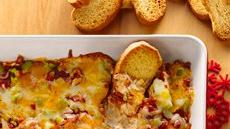 Layered Pizza Dip Recipe