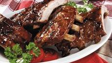 Grilled Sweet and Sassy Ribs Recipe