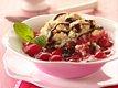 Chocolate Chip-Cherry Cobbler