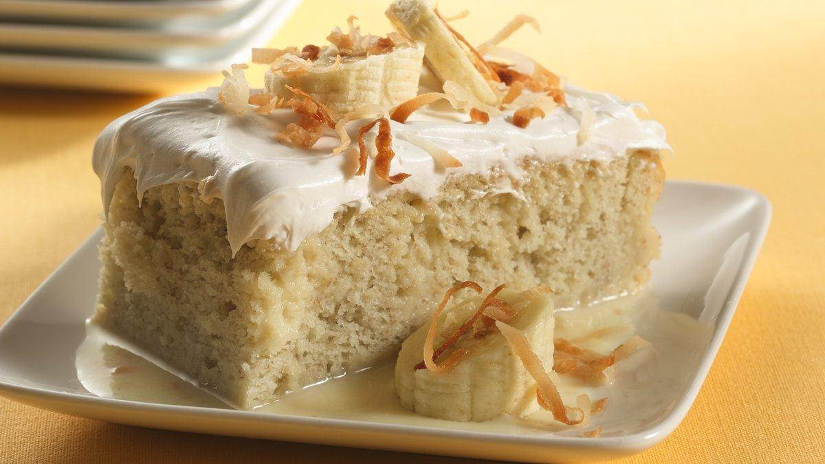 banana tres leches dessert tres leches cake is the hispanic influenced ...