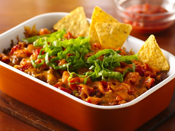 Fiesta Taco Casserole