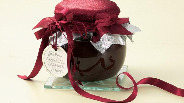 Silky Chocolate-Caramel Sauce