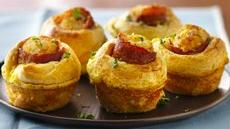 Bacon-Egg Breakfast Bites Recipe