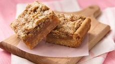 Caramel Chai Bars Recipe