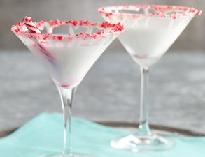 White&#32;Chocolate&#32;Peppermint&#32;Martini