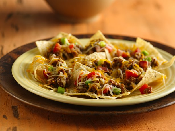 Grilled Taco Nachos