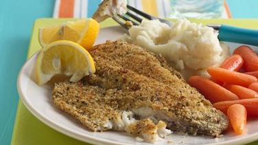 Crispy Oven-Baked Fish