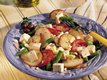 Niçoise Tofu Skillet Supper