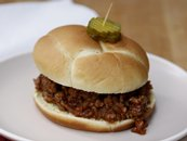 Saucy Sloppy Joes