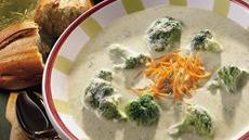 Broccoli Alfredo Soup Recipe