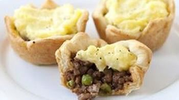 Mini Shepherd's Pies