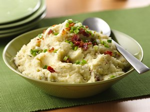 Creamy&#32;Ranch&#32;Mashed&#32;Potatoes