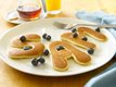 Easy Alphabet Pancakes