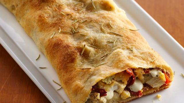 Tuscan Stromboli