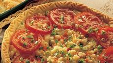 Savory Mashed Potato Pie Recipe