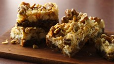 Gluten Free Chocolate Chip Cookie Layer Bars Recipe