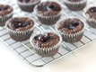 Cherry-Merlot Brownie Bites