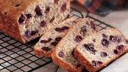 Blueberry-Banana Bread