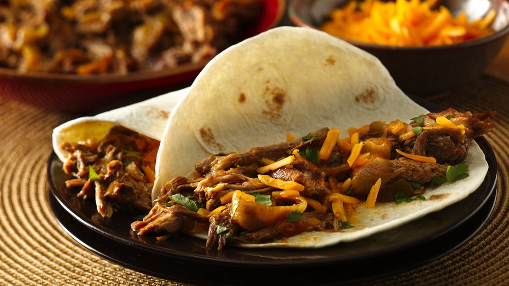 Slow-Cooker Carnitas recipe from Pillsbury.com
