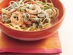 Shrimp Primavera Alfredo