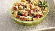 Ranch Ham and Pasta Salad Recipe