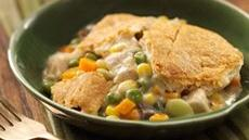 Crescent Cook&#39;s Chicken Pot Pie Recipe