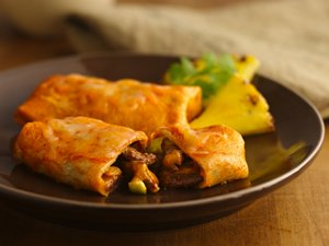 Baked&#32;Steak&#32;Burritos
