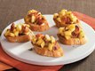  Apple Bacon Cheddar Crostini