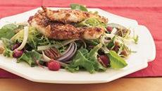 Nutty Chicken Dinner Salad Recipe