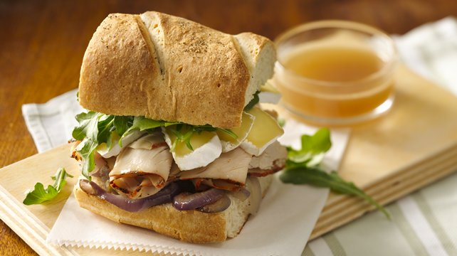 Blonde French Dip Sandwiches