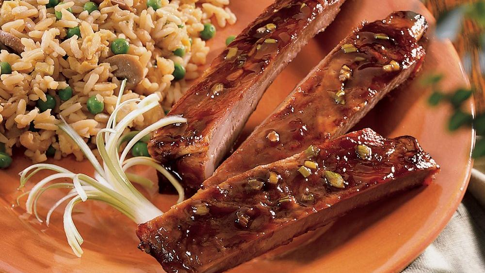 Chinese Barbecued Ribs