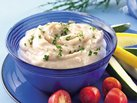 Roasted-Garlic Bean Dip