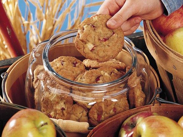 Image of Apple Jack Cookies, Betty Crocker