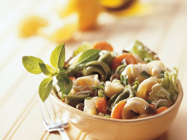 Cheese-Filled Tortellini Salad