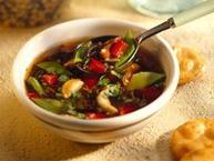 Oriental Wild Rice Soup