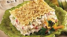 Cream Cheese-Chicken Lasagna Recipe