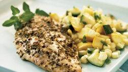 Lemon Chicken Oregano (Cooking for 2)