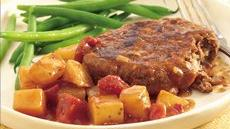 Salisbury Steak Dinner Recipe