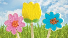 Spring Bouquet Cookies Recipe
