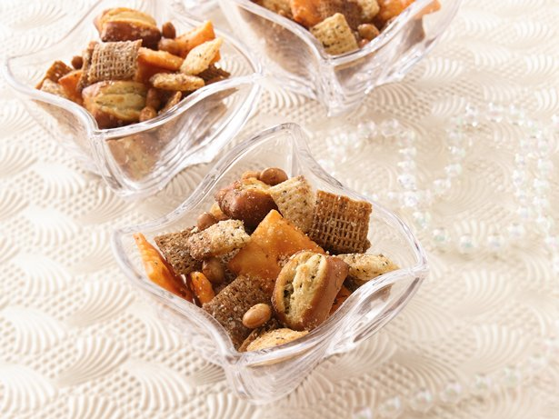 Italian Cheesy Chex Mix