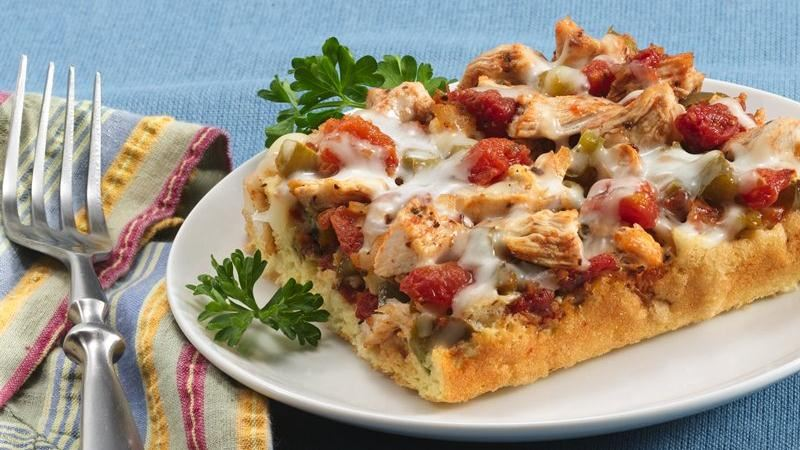 Italian Pizza Bake (Cooking For 2)