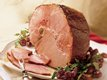 Sweet and Spicy Glazed Ham