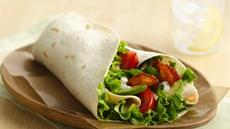 California Wrap Recipe