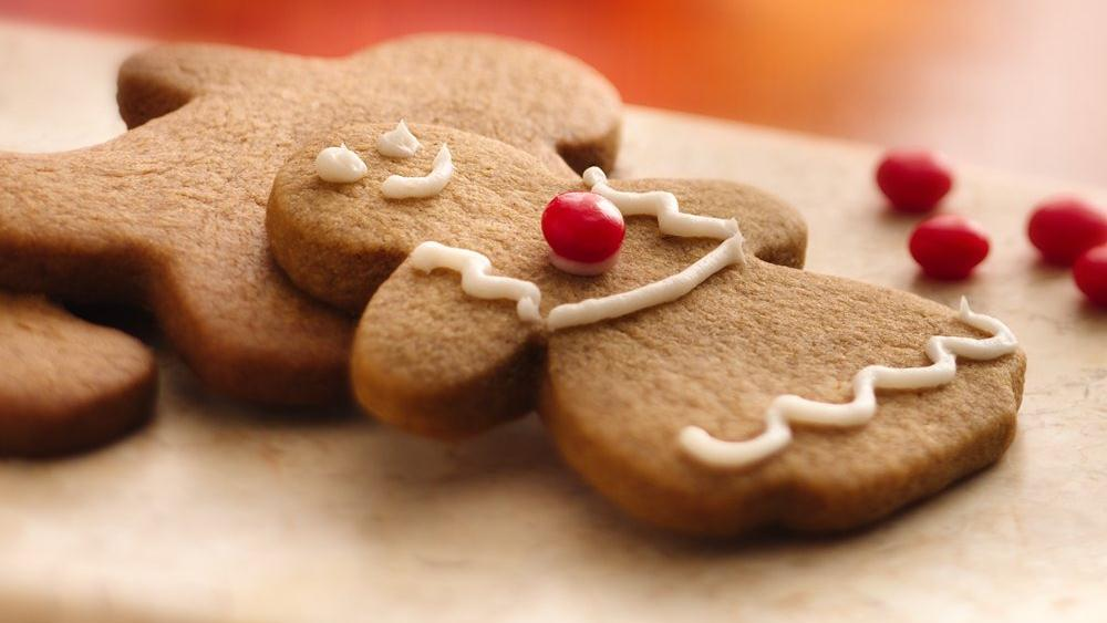 Easy Gingerbread Friends