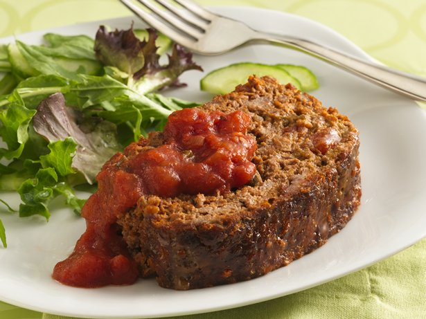 Salsa Meat Loaf