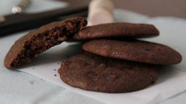 Merlot Chocolate Cookies