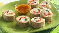 Seafood Sushi Wraps Recipe